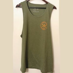 Mission Beach tank top